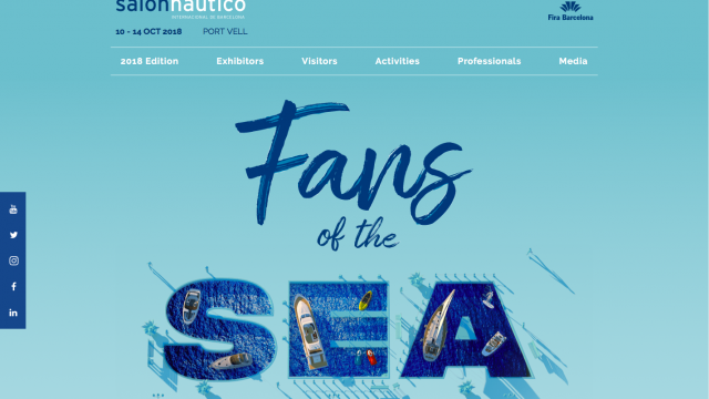 Salon Nautico International de Barcelona