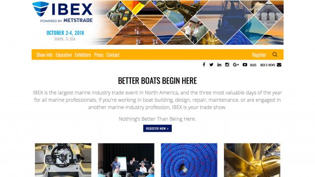 IBEX Show – Tampa