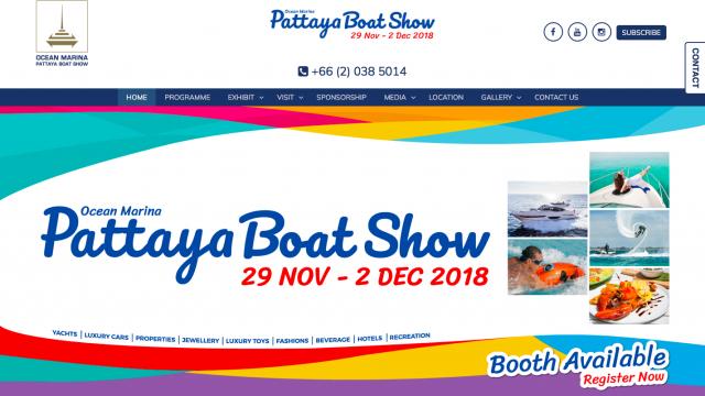 Pattaya Boat Show